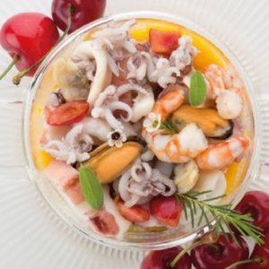 Poissons, fruits de mer